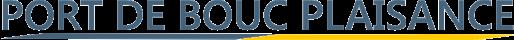 Logo Port de Bouc Plaisance